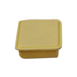 Etonnant Plastic Square Box
